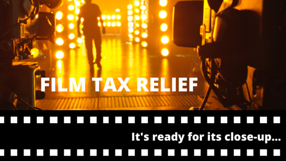 film tax relief blog