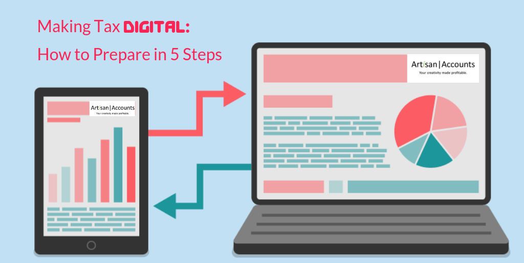 making-tax-digital-in-5-steps